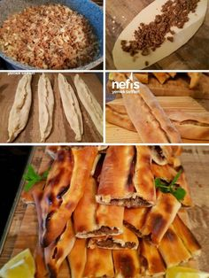 Turkish Recipes, Italian Recipes, Ethnic Recipes, Fish And Meat, Fish And Seafood, Turkish Sweets, Fresh Fruits And Vegetables, Iftar, Pastry Recipes