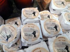 Just North of the San Francisco Bay, Mt. Tamalpais rises like a monument to Northern California's natural beauty. In deference, Cowgirl Creamery named its signature cheese MT TAM.
