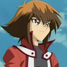 Jaden Yuki, the hyperactive one you want to strange in his sleep! - I'm supposedly married to Jaden . . . Yeah, thanks Jamie for ruining my life!