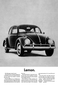 福斯車廣告