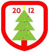 "New Yotomo Badge: How To Unlock ""Merry #Xmas 2012"" Badge. 