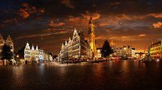 Amazing! We love our city Antwerpen, Belgium