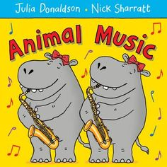 Animal music (Front Cover)