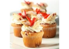 Cake Decorating Shop, Cookie Mixes, American Cake, Cupcake Shops, Cake Mix Cookies, Cravings, Muffin, Sugar, Breakfast