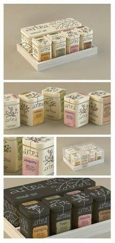 Floral Packaging Design