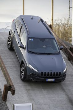 #New #Jeep #Cherokee