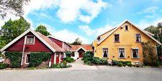 Hotel in Sandnes: Kronen Gaard - The historic hotels of Norway