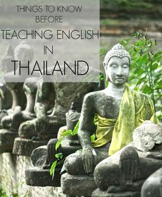 Helpful tips for anyone considering teaching English in Thailand