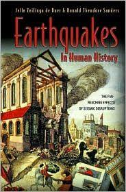 Earthquakes in Human History - Jelle Zeilinga De Boer