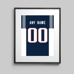 New England Patriots Poster print  - As low as $10