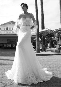 Nicole Fashion Group wedding dress | https://trib.al/yw9GQug