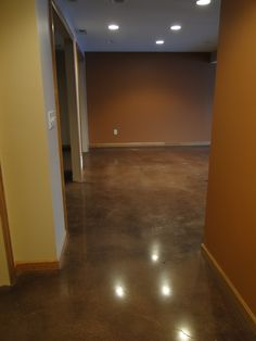 1000 images about polished concrete floors on pinterest for How to make concrete floors shine