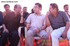 Nadigar Sangam Silent Protest for Jallikattu issue - Image 5 of 27
