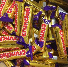 Thank #Crunchie it's Friday!