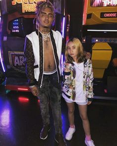 7674a2acc2a When is little girl bad like Lil Pump Trap
