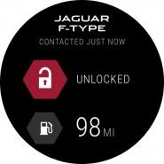 Jaguar Land Rover focuses on tech with new Android Wear app