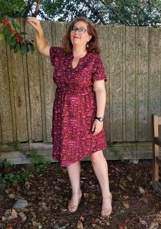 New dress: Chalk & Notch Fringe dress for #sewmystyle September   Belle Citadel   Bloglovin'