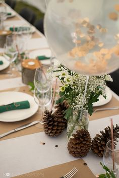 Eerste communie - Thema Woodland & Beer - Nononsonsmoms Communion, Table Decorations, Kobe, Birthday, Party, Wedding, Casamento, Birthdays, Weddings