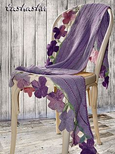 Provence Shawl