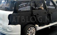 Scoop: Fiat 500L Plus zevenzitter wordt langer | FIATblog.nl