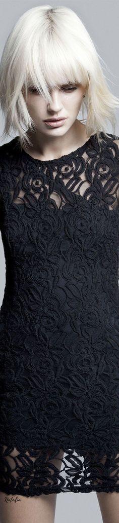 Womens Fashion, Lace, Dresses, Charcoal, Gothic, Editorial, Color Black, War Paint, Glasses