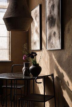 A Serene Ukrainian Penthouse With Japanese Influences