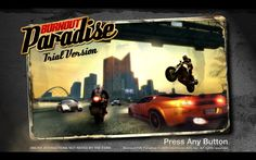 Burnout Paradise Ultimate Games for windows Computer Wallpaper, Hd Wallpaper, Burnout Paradise, Paradise Wallpaper, Buttons Online, Ultimate Games, Gaming Wallpapers, Electronic Art, Stickers Online