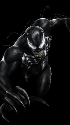 Search result of Venom Wallpapers on Page 7 Marvel Comics, Venom Comics, Marvel Venom, Marvel Villains, Marvel Art, Marvel Heroes, Black Wallpaper Hd, Marvel Wallpaper, Man Wallpaper