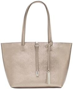 Vince Camuto Leila Small Tote - Gold