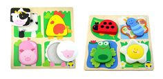 Cute puzzles for kids at Trendy Tots Toys