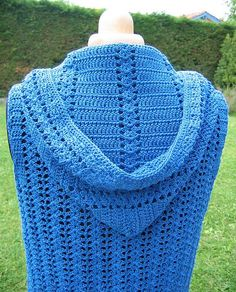 Free Crochet Hooded Cat Pattern : 1000+ images about crochet jackets on Pinterest Crochet ...