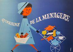 Quinzaine de la ménagère - 1950's -