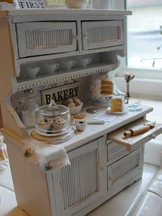 Yes another baking hutch :) | Kim Saulter | Flickr