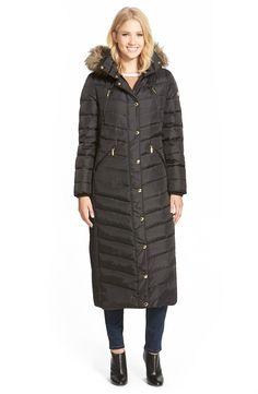 long down coats for women black | Womens Coats | Pinterest