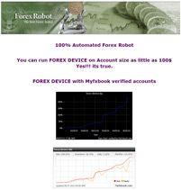 Forex Boss Bot