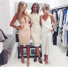 love these dresses #becandbridge