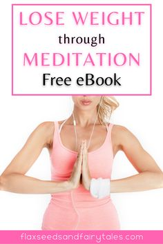 Cravings and stress eating are the biggest obstacles to sustainable weight loss. In this article you'll learn that meditation is an easy and effective way to lose weight without having to give up your lifestyle or your favorite foods. Join the free newsletter to get the Meditation for Weight Loss eBook! You'll get the best meditation techniques for fast weight loss and the secret to long-term weight loss delivered straight to your inbox!