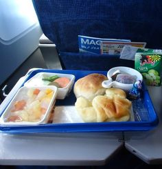 The airline meal - ariana airlines