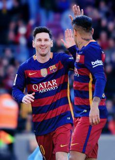 12835c40f01 football players haircut · Barcelona vs Getafe 6 - 0 12 03 2016 Messi Y  Neymar