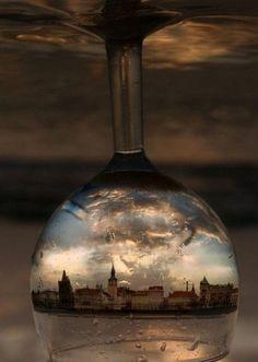 A Lovely glass