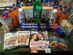 Farm Fresh Super Doubles 04/20/12.....Total before coupons $54.05....total after coupons....$7.09......FREE STUFF...all the soda, Beneful Dog Treats, Taco Seasoning, Dove Shampoo & Conditioner and magazine....89% savings....average for 20 items is .35 each