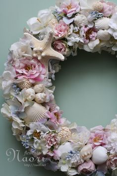 ?????? shell wreath
