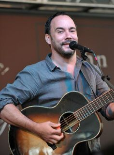 """Dave Matthews  9th Annual John Varvatos Stuart House Benefit   """"I haven't played some of these songs in a while, so if I mess up any of the lyrics, I did it on purpose; because I'm an artist!"""""""