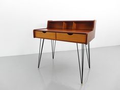 Hairpin Desk by Cees Braakman for Pastoe 6