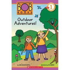 Bob Books (Easy Reader Red, Scholastic reader, Level 1)