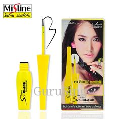 Product Name: Mistine So Black Matte Liquid Eyeliner Click On Link To View This Product : http://gurusing.sg/shop/beauty-diet/mistine-so-black-matte-liquid-eyeliner. We Have Publish More Products And Special Offer Are Going On Our Website GuruSing. Hurry Enjoy Up To 80% Discounts......