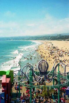Santa Monica. Take me there!