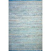 Found it at Temple & Webster - Turquoise Ella Rug