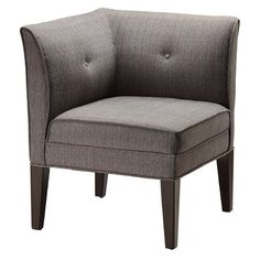 Found it at Wayfair - Smart Stylish Corner Fabric Arm Chair http://www.wayfair.com/daily-sales/p/The-Vintage-Glam-Hideaway-Smart-Stylish-Corner-Fabric-Arm-Chair~XXYY3433~E17409.html?refid=SBP.rBAZEVTGo2-8c208jsXAAqATV35g807ak83NhHg_yTo