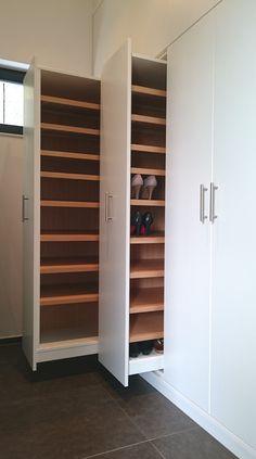 perfect ideas for garage storage storage . - Perfect ideas for garage storage furniture Closet Ikea, Closet Bedroom, Closet Storage, Garage Storage, Diy Storage, Kitchen Storage, Storage Hacks, Diy Bedroom, Shoe Closet